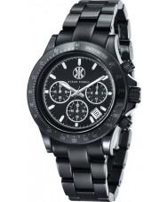 Klaus Kobec KK-10015-01 Racer Black Ceramic Chronograph Watch