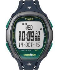 Timex TW5M09800 Ironman Blue Resin Strap Watch
