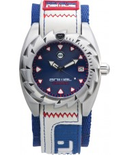 Watches Animal Mens Zepher Ani Two Tone Watch
