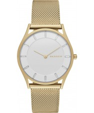 Skagen SKW2377 Ladies Slim Holst Gold Steel Bracelet Watch
