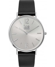 Ice-Watch 001514 City-Tanner Black Leather Strap Watch