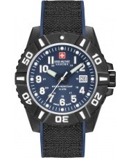 Swiss Military 6-4309-17-003 Mens Carbon Watch