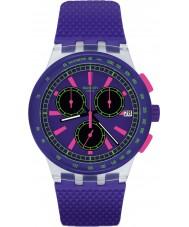 Swatch SUSK400 Purp-Lol Watch