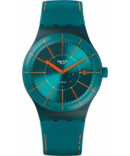 Swatch SUTG400 Sistem51 - Sistem Green Automatic Watch