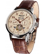 Ingersoll IN4411CR Mens Caldwell Brown Leather Strap Watch