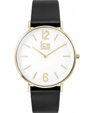 Ice-Watch 001516 City-Tanner Black Leather Strap Watch
