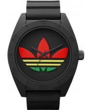 Adidas ADH2789 XL Santiago Rasta Watch