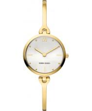 Danish Design Ladies Gold Plated Bracelet Watch