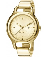 Esprit ES107932002 Ladies TP10793 Gold Plated Bracelet Watch