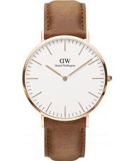 Daniel Wellington DW00100109 Classic 40mm Durham Rose Gold Watch