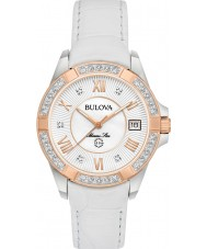 Bulova 98R233 Ladies Marine Star Watch