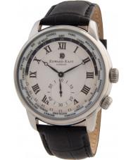 Edward East EDW1960G18 Mens Black Leather Strap Watch