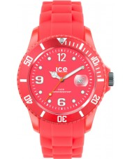 Ice-Watch Ice-Flashy Neon Red Unisex Watch