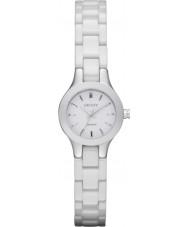 DKNY NY8644 Ladies Ceramix White Watch