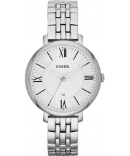 Fossil ES3433 Ladies Jacqueline Silver Tone Steel Bracelet Watch