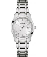 Bulova 96M130 Ladies Classic Watch