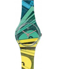 Swatch SUOG107 New Gent - Money Honey Watch