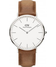 Daniel Wellington DW00100110 Classic 40mm Durham Silver Watch