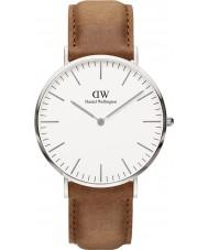 Daniel Wellington DW00100110 Classic 40mm Durham Silver Watch