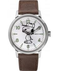 Timex TW2R94900 Snoopy Welton Watch