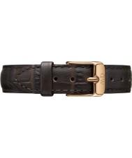 Daniel Wellington DW00200146 Ladies Classic Petite York 14mm Strap