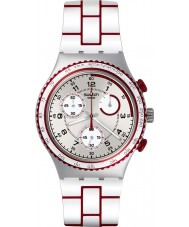 Swatch YCS1012 Irony Chrono Speed Counter Watch