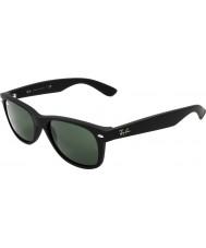 RayBan RB2132 55 New Wayfarer Black 622 Sunglasses