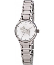 Radley RY4211 Ladies On the Run Link Silver Steel Bracelet Watch