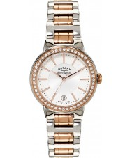 Rotary LB90083-02L Ladies Les Originales Two Tone Watch