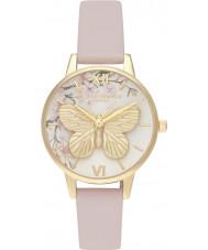 Olivia Burton OB16EG125 Ladies Pretty Blossom Watch