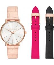Michael Kors MK2775 Ladies Pyper Watch and Strap Gift Set