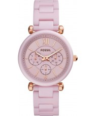 Fossil CE1102 Ladies Carlie Watch