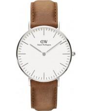 Daniel Wellington DW00100112 Classic 36mm Durham Silver Watch