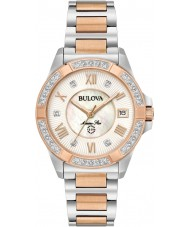 Bulova 98R234 Ladies Marine Star Watch