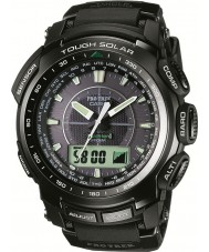 Casio PRW-5100-1ER Mens Pro Trek Triple Sensor Tough Solar Watch