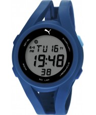 Puma PU911131003 Airy Dark Blue Silicone Strap Watch