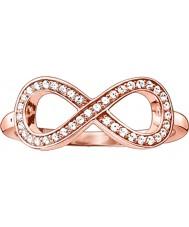 Thomas Sabo Ladies Glam and Soul Rose Gold Ring