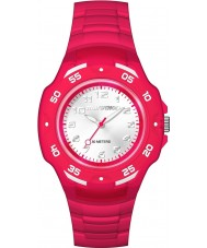 Timex TW5M06500 Kids Marathon Red Resin Strap Watch