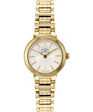 Rotary LB90084-02 Ladies Les Originales Gold Watch