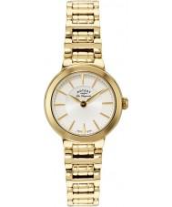 Rotary LB90084-02 Ladies Les Originales Gold Watch