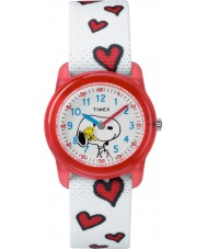 Timex TW2R41600 Kids Peanuts Watch