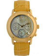 Krug-Baumen 150574DM Mens Principle Diamond Chronograph Watch