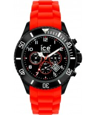 Ice-Watch Ice-Chrono Black Red Watch