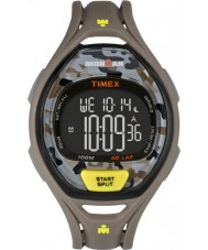 Timex TW5M01300 Ironman 150-Lap Full Size Sleek Camo Resin Strap Watch