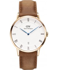 Daniel Wellington DW00100115 Dapper 38mm Durham Rose Gold Watch