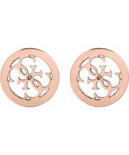 Guess UBE78009 Ladies Tropical Sun Earrings