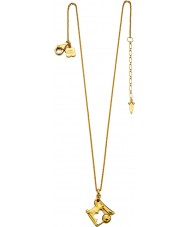 Orla Kiely N4038 Ladies Sterling Silver Necklace