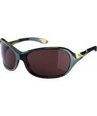 Bolle Grace Shiny Tortoiseshell Polarized A-14 Sunglasses