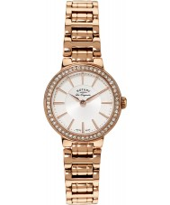 Rotary LB90085-02 Ladies Les Originales Rose Gold Watch