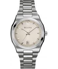 Bulova 96M126 Ladies Dress Silver Steel Bracelet Watch